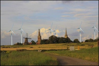 windmolens medemblik